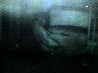 Ghost picture - Mt. Iron, Minnesota apparition.