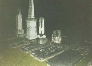 Photo with no activity - Waverly Hall Cemetery, Georgia.