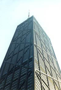 The John Hancock Center, Chicago