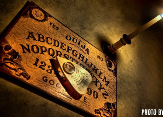Ouija by Frank Grace