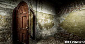 A Door Opens by Frank Grace