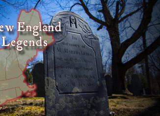 New England Legends - Miracles and the Missing