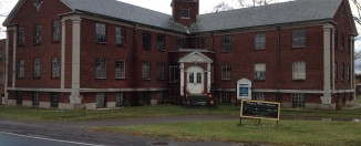 Rolling Hills Asylum in East Bethany, New York