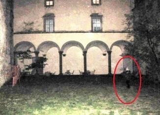 Castello Malaspina Ghost