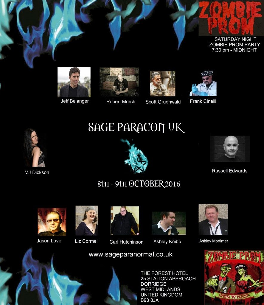 Sage Paracon UK 2016