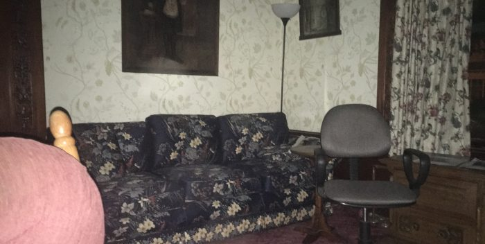 Houghton Mansion Apparition