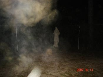 ghost picture in Milton, Florida