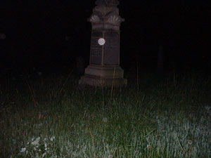 Paranormal photo - New Carlisle, Ohio.