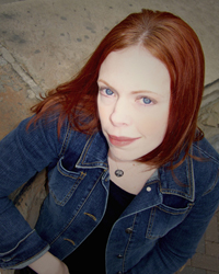 Beth Brown - Women in the Paranormal.