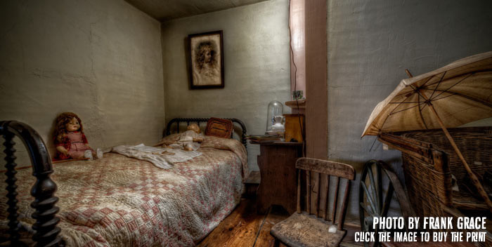 The Child's Room by Frank Grace