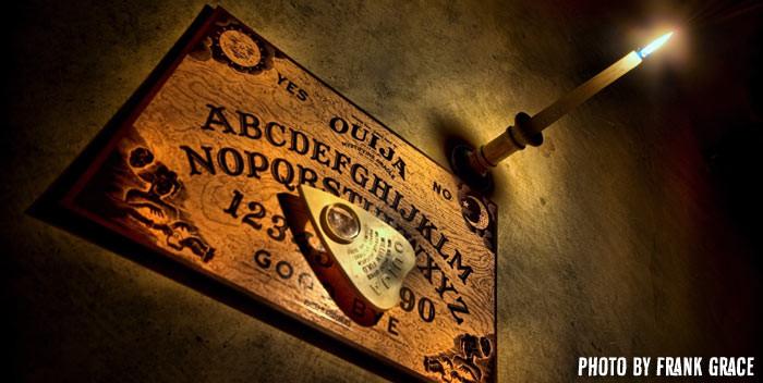 Ouija Board by Frank Grace