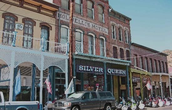 Silver Queen Hotel - Virginia City, Nevada