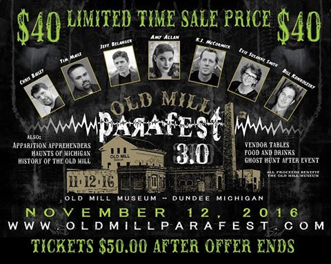 Old Mill Parafest 2016