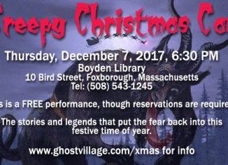 Creepy Christmas Carol
