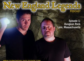 New England Legends Podcast 1 - Dungeon Rock