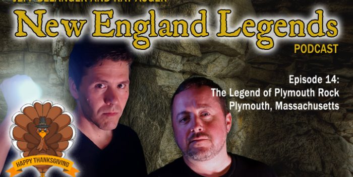 The Legend of Plymouth Rock