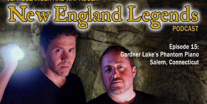 Gardner Lake's Phantom Piano