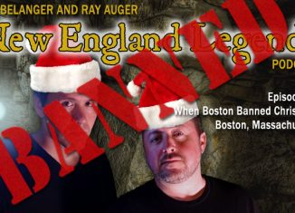 When Boston Banned Christmas