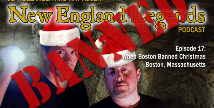 When Boston Banned Christmas