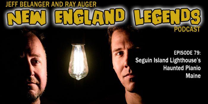 Seguin Island Lighthouse's Haunted Piano